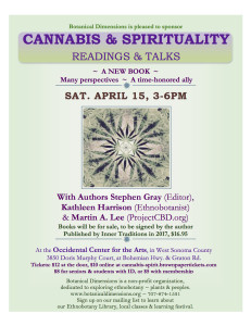 Cannabis spirit_BD event Flyer